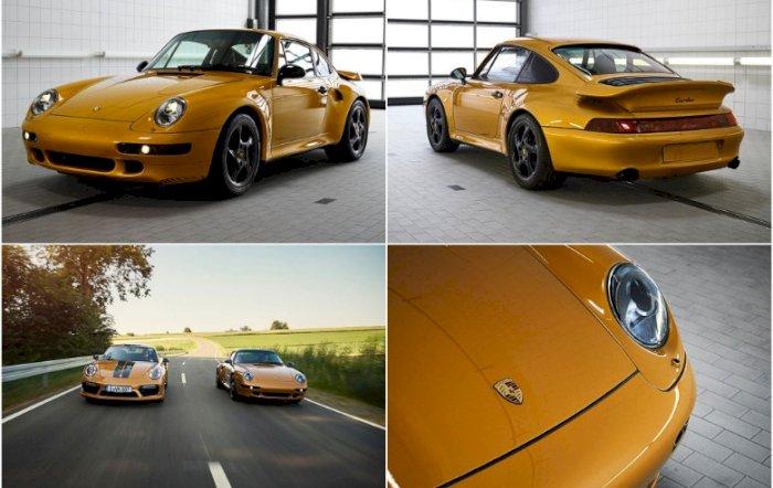 Mobil Berharga Fantastis Ini Terjual Hanya dalam Waktu 10 Menit