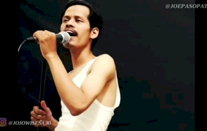 Ginjalnya Minta Disentil, Suara Freddie Mercury KW Asal Indonesia Ini Ngeselin