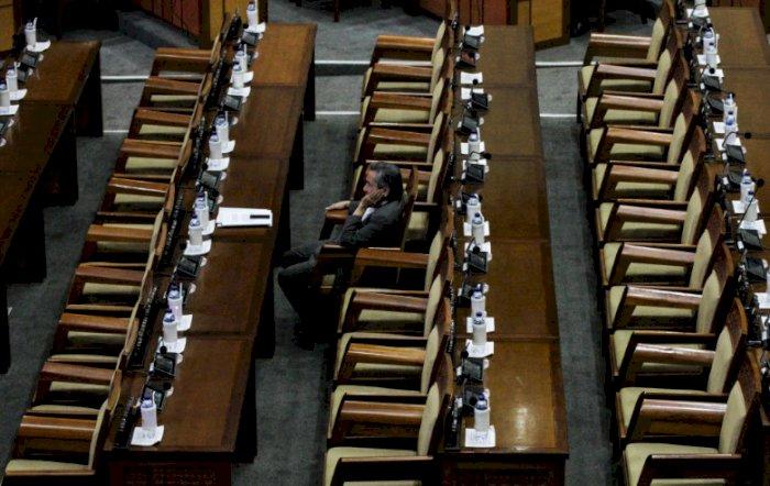 Lagi-Lagi, Bangku Kosong Menghiasi Rapat Paripurna DPR RI