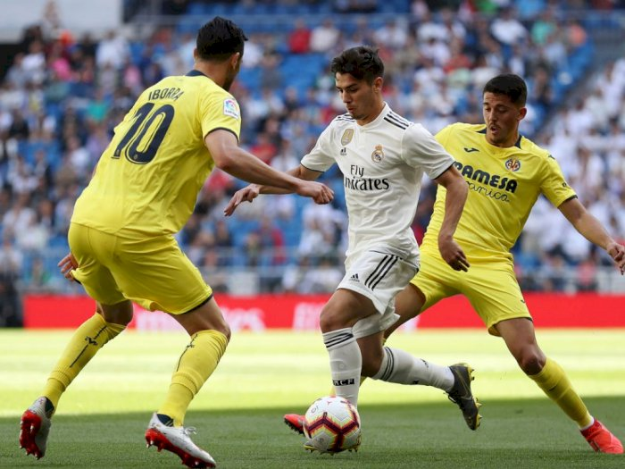 Real Madrid 3 - 2 Villarreal