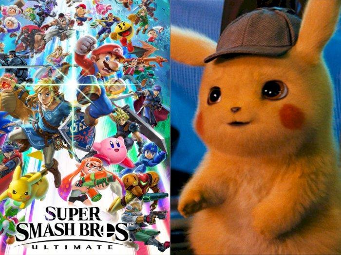 Penulis Film Detective Pikachu Ingin Bawa Super Smash Bros Ke Film