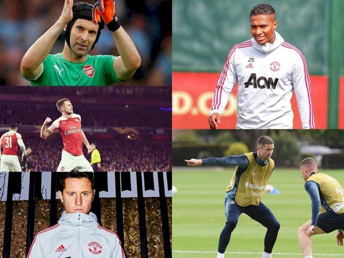 Lima Pemain Ini Resmi Tinggalkan Liga Primer Inggris