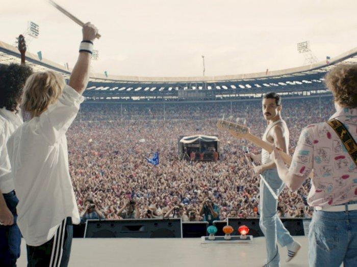 Queen Akui Belum Dapat Keuntungan dari 'Bohemian  Rhapsody'