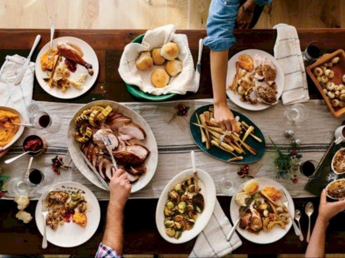 Cuma di Restoran Ini, Bawa Meja Sendiri Bisa Makan  Gratis