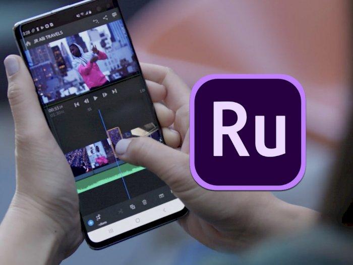 Adobe Luncurkan Aplikasi Premiere Rush CC Untuk Smartphone Android