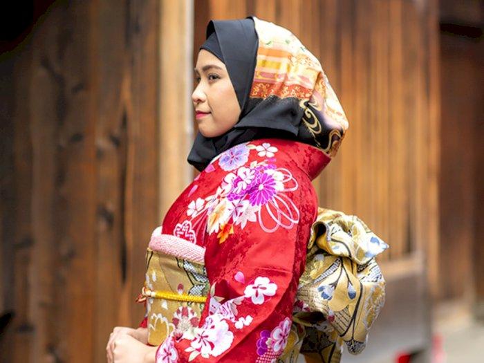 Kyoto Sediakan Kimono Wagara Untuk Turis Muslim