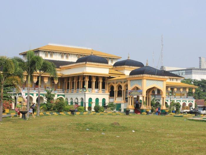 Istana Maimun, Istana Termegah di Kota Medan