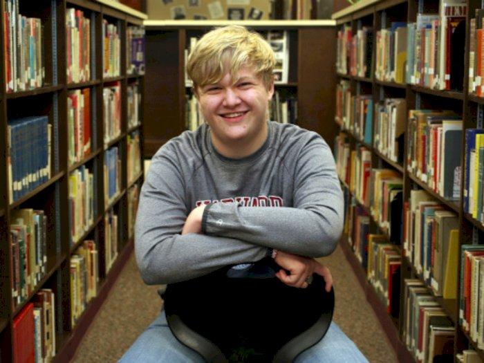 Jenius! Masih Berusia 17 Tahun, Remaja Ini  Sudah Lulus dari Harvard