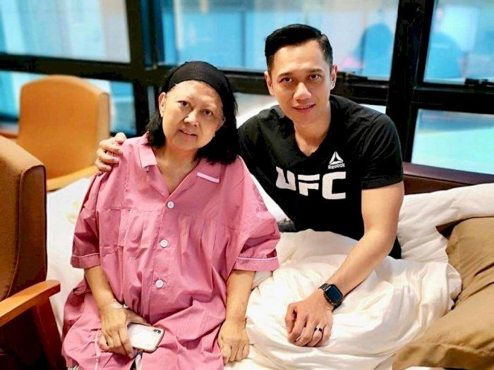 Anak-Anak Setia Menemani Ani Yudhoyono