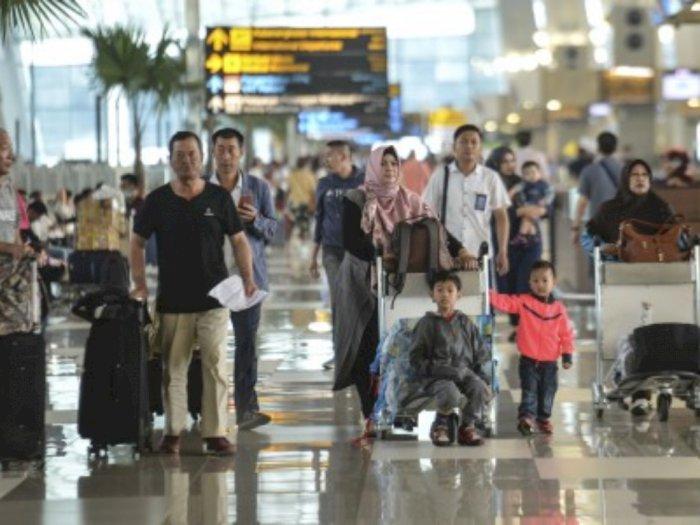 Jelang Lebaran, Angkasa Pura II Tingkatkan Pengamanan Bandara Soetta