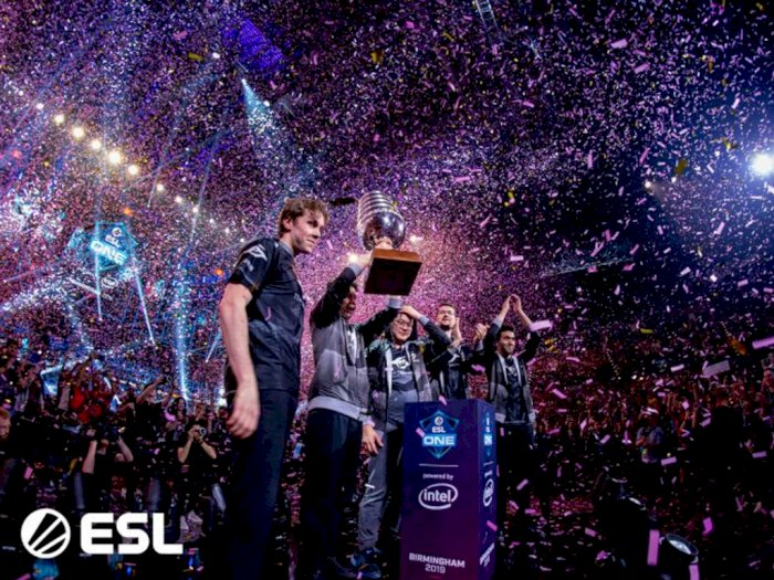 Team Secret Berhasil Juarai Turnamen DotA 2 ESL One Birmingham