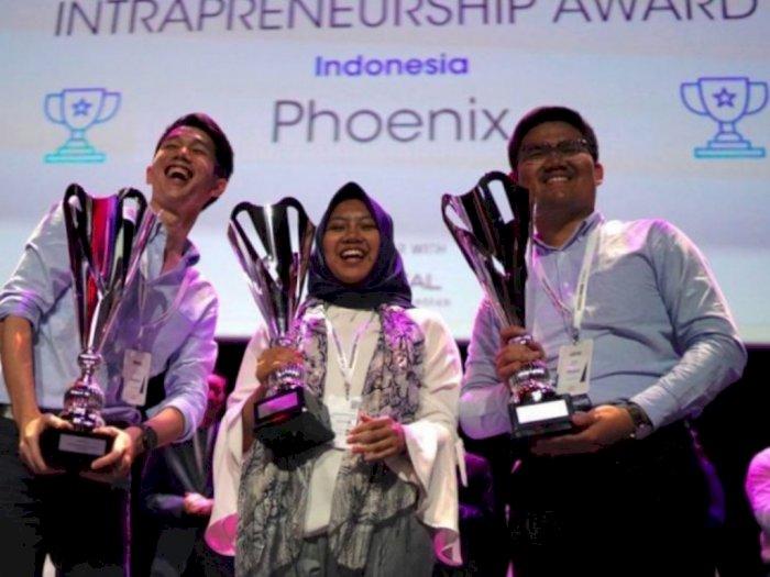 Tiga Mahasiswa ITB Harumkan Nama Indonesia Raih Global Winner di Paris