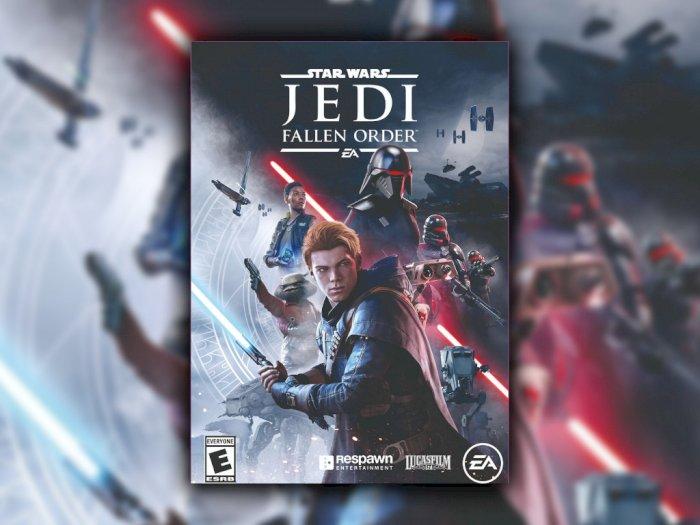 EA Perlihatkan Box-Art Dari Game Star Wars Jedi: Fallen Order