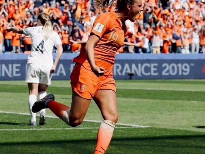 Belanda Unggul Atas Selandia Baru Lewat Pemain Pengganti