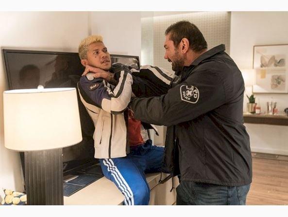 Iko Uwais Tampil Di Film Stuber Dengan Dave Bautista