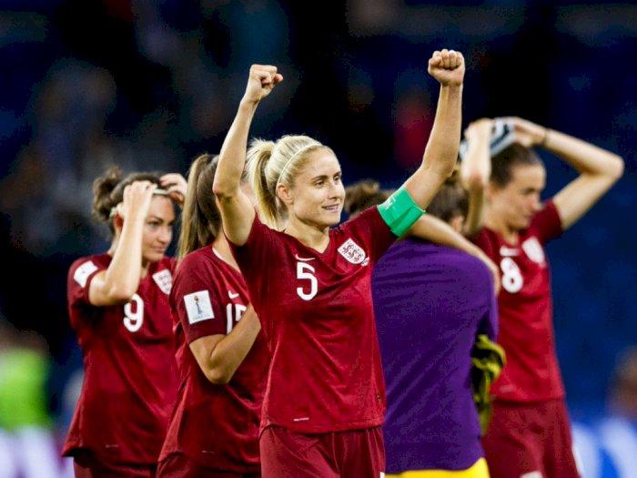 Piala Dunia Wanita 2019: Inggris Jauh Lebih Siap Hadapi Jepang