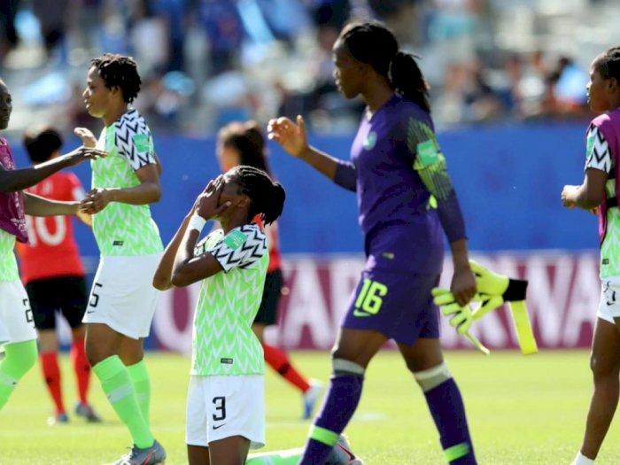 VAR Rampok Nigeria di Piala Dunia Wanita 2019