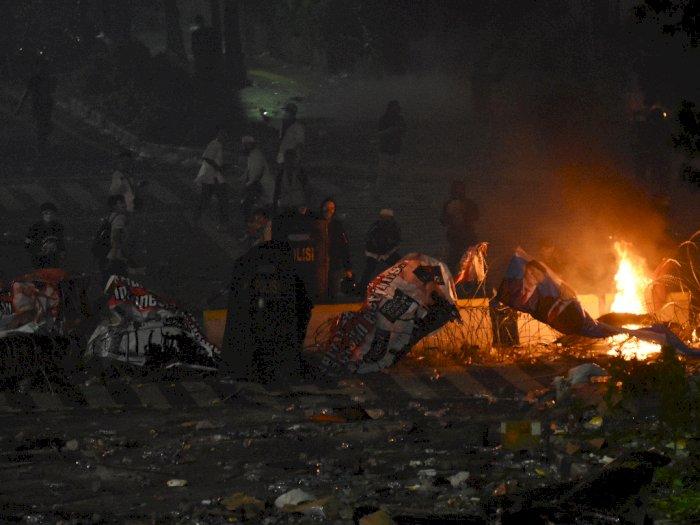 234 Polisi Jadi Korban Kerusuhan 22 Mei
