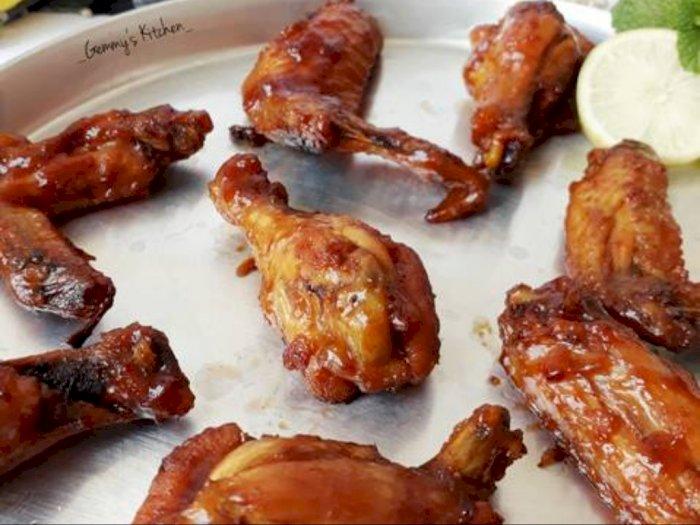 Suka Chicken Wings Pizza Hut Ini Resepnya Untuk Kamu Bikin Di Rumah Indozone Id