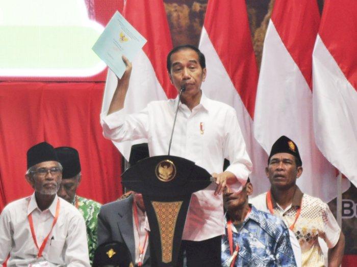 Mulai Bos E-Commerce Hingga Member JKT48 Beri Selamat buat Jokowi