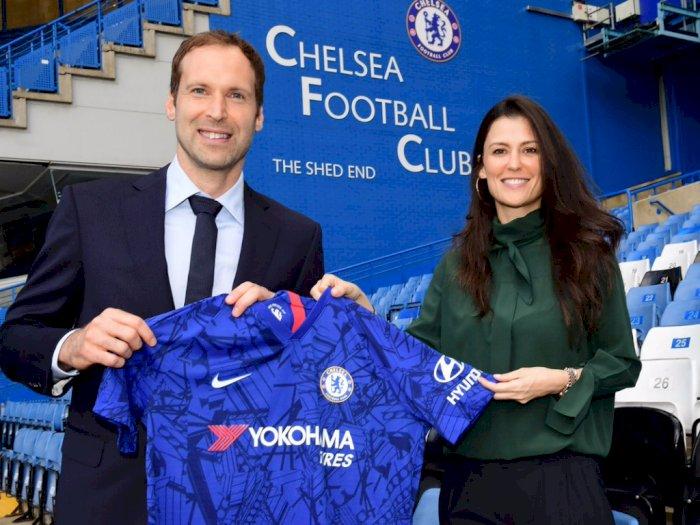 Kembali ke Chelsea, Ini Peran Petr Cech