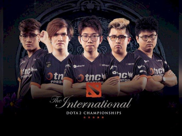 TNC Predator Jadi Tim Ke- Yang Diundang ke Event The International 9