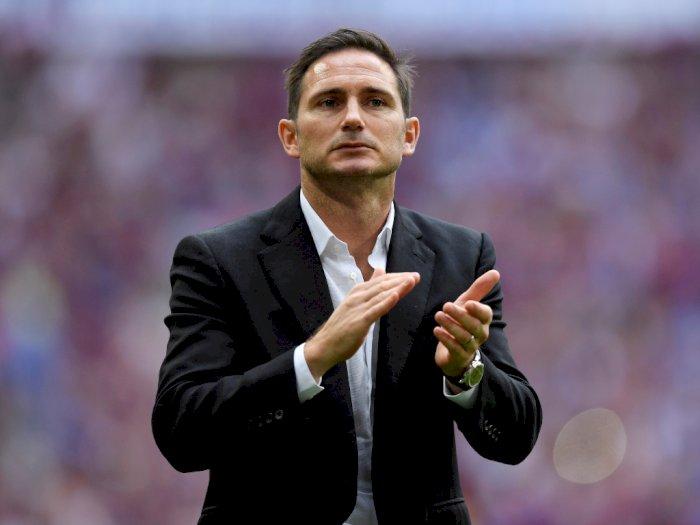 Frank Lampard Disebut Paling Siap Mengasuh Chelsea