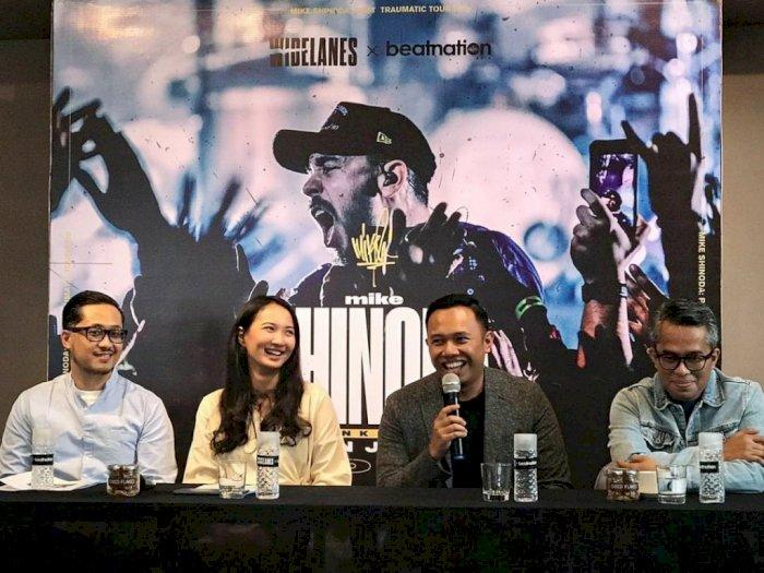 Post Traumatic Tour 2019, Tur Mike Shinoda Kenang Chester Bennington