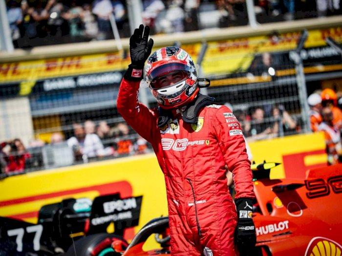 Dominasi Mercedes Bikin Lecrerc Pesimistis di GP Austria