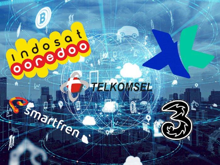 Inilah Daftar Kecepatan Internet Dari Operator Seluler di Indonesia