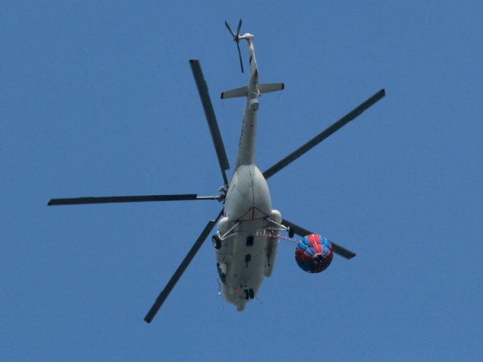 Harapan Keluarga di Balik Pencarian Korban Helikopter MI-17