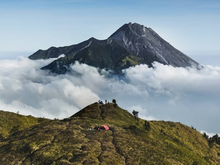 Gunung Merbabu, Merapi, Dan Menoreh Siap Menjadi Cagar Biosfer Dunia