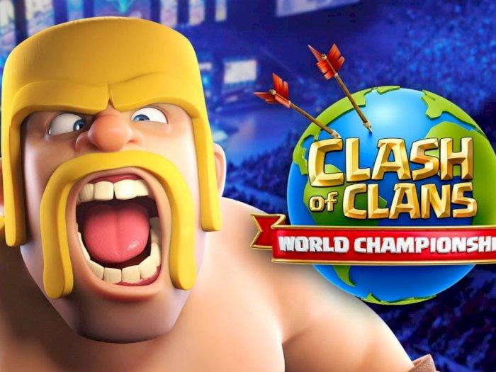 Supercell Hadirkan Turnamen Clash of Clans Dengan Hadiah Rp 14 Miliar