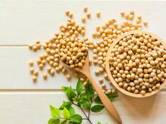 5 Manfaat Kacang Kedelai Untuk Kecantikan
