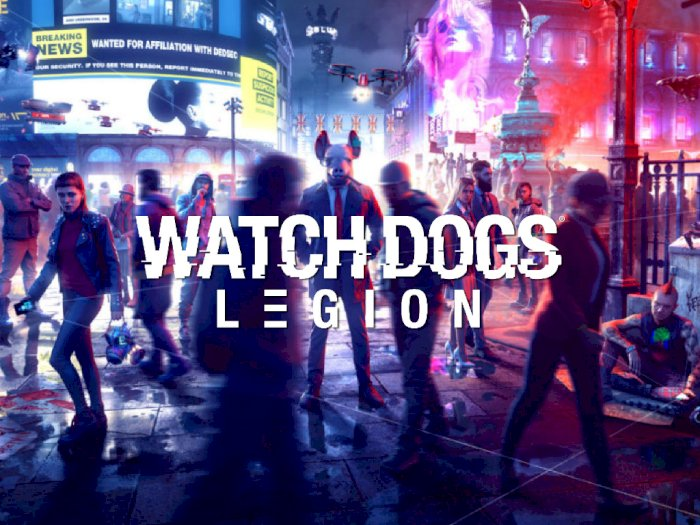 Setiap NPC di Watch Dogs Legion Punya Karakter dan Sifat Tersendiri