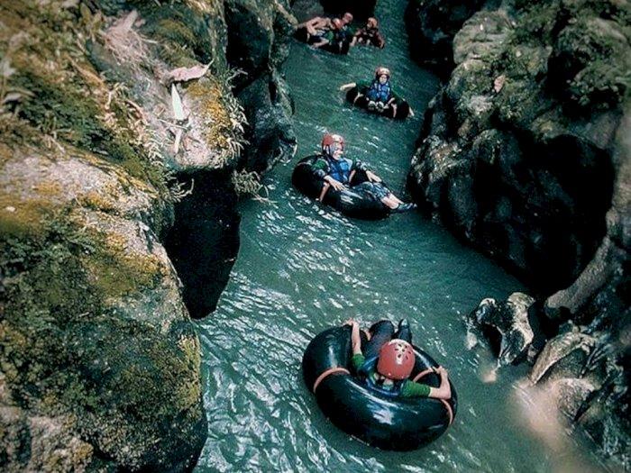 Karst Tubing Sedayu, Wisata Alam Seru di Bantul Jojga
