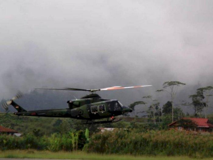 Heli M1 17 Yang Hilang Kontak di Papua Masih Misterius