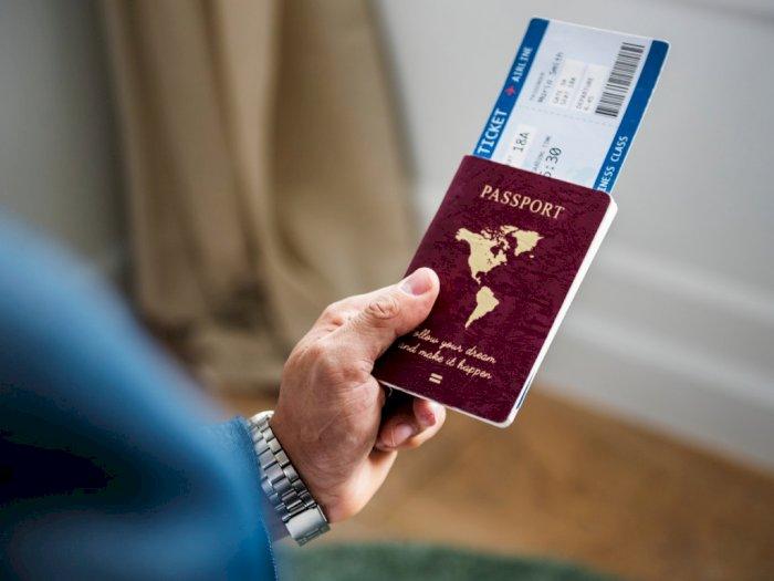 Begini Cara Penjahat Mencuri Informasi Paspor