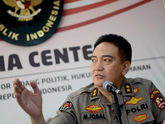 Dilaporkan Kivlan Zen ke Propam, Irjen M. Iqbal Angkat Topi