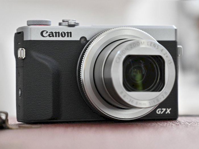 Canon PowerShot G7 Mark III, Cocok Untuk Para Streamer YouTube