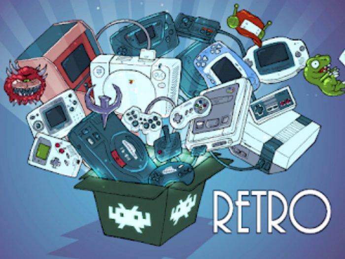Emulator RetroArch Akan Diluncurkan di Steam Akhir Bulan Juli Ini