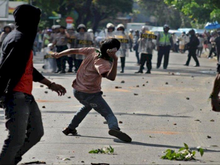 Bentrokan Antarwarga Terjadi di Provinsi Lampung