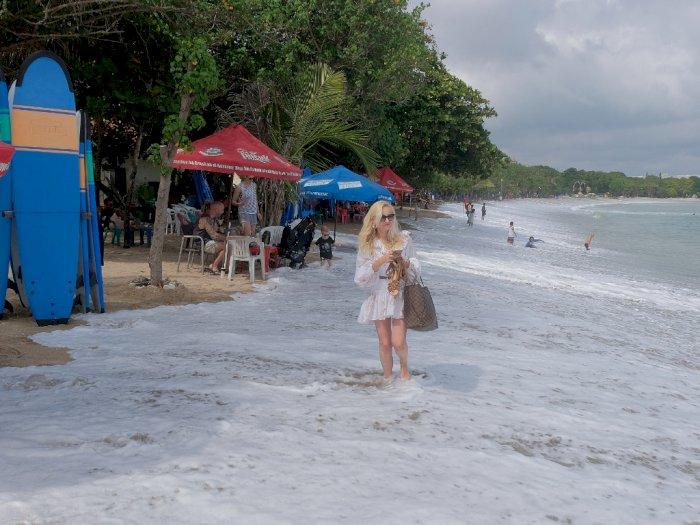 Waspada Gelombang Tinggi di Perairan Selatan Bali