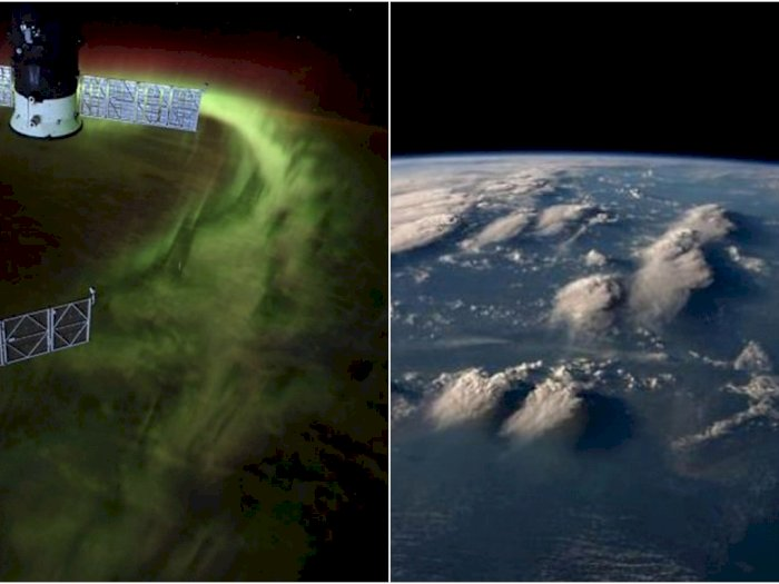 10 Foto Menakjubkan Bumi yang Diambil dari Stasiun Luar Angkasa Dunia