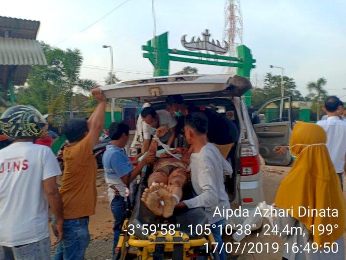 Ini Penyebab Bentrokan di Mesuji Lampung