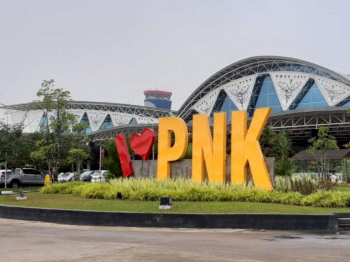 Bercanda Bom, DM Diamankan Keamanan Bandara Supadio