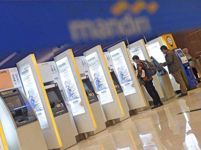 Bank Mandiri Jamin Saldo Nasabah Normal Dalam Dua Jam
