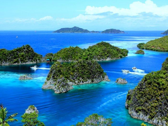 Gaet Wisatawan ke Raja Ampat, AirAsia Buka Rute Jakarta-Sorong