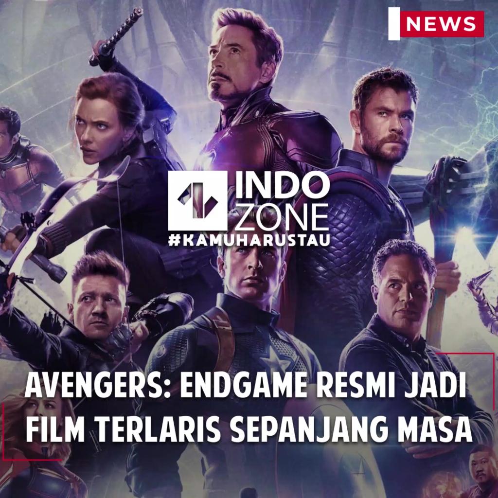 Avengers: Endgame Resmi Jadi Film Terlaris Sepanjang Masa
