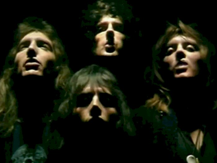 'Bohemian Rhapsody' Cetak Rekor 1 Miliar View di YouTube
